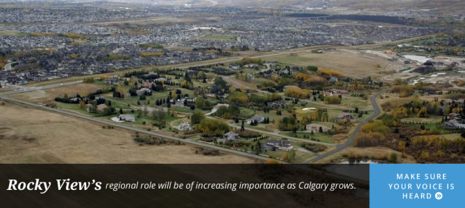 """Vantage Point"" Gets it Right! Aqueduct, Municipal office, and Calgary Metropolitan Plan"
