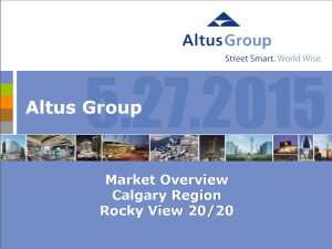 Atlus Group Market Overview Calgary Region Rocky View 2020