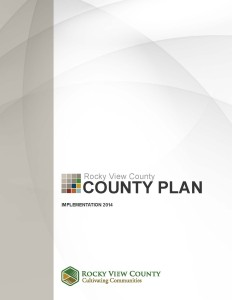Rocky View County County Plan Report