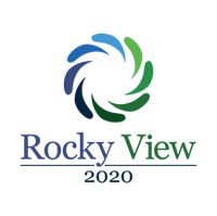 Rocky View 2020 logo